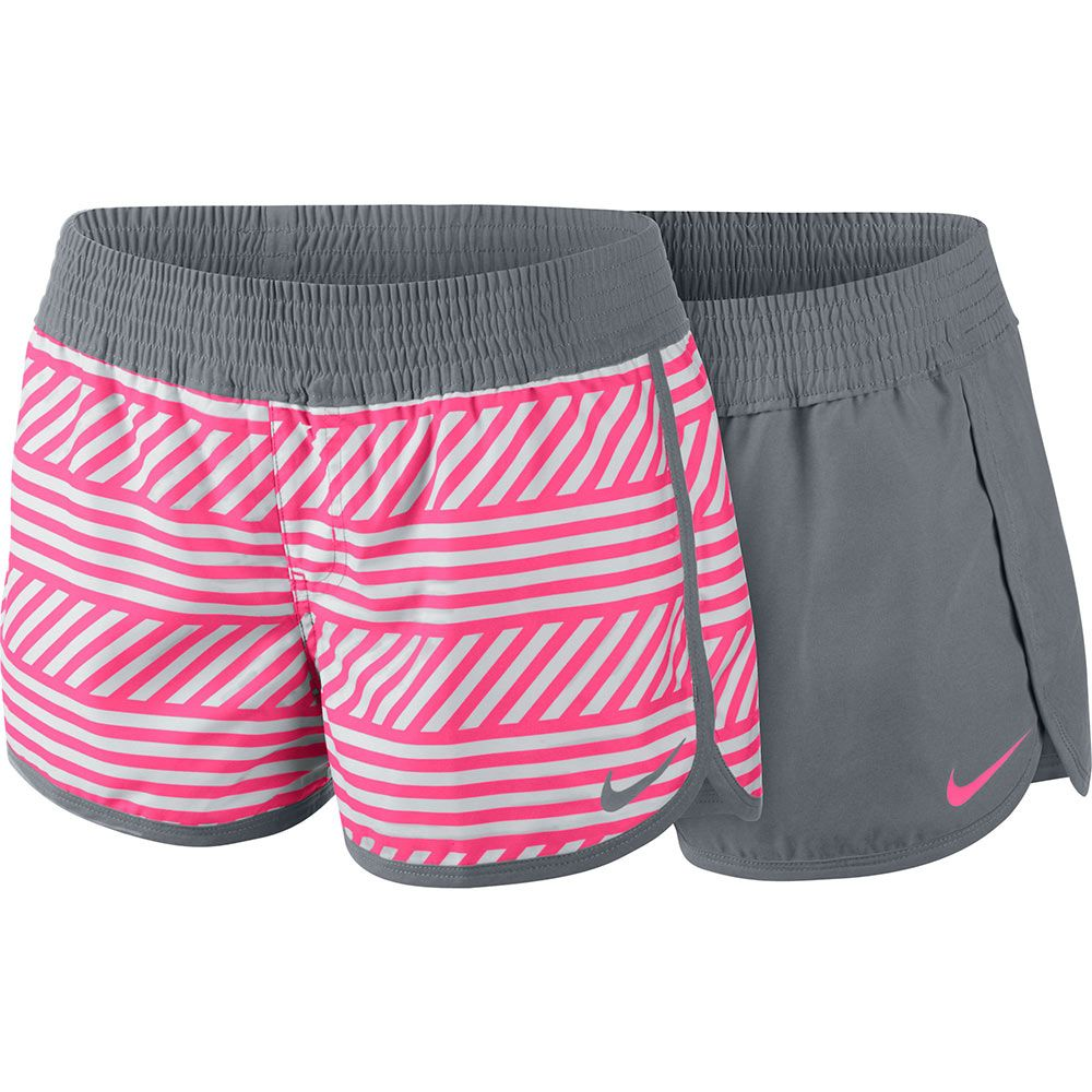 Nike womens running shorts with liner - Nike Women S West Reversible Beach Shorts In