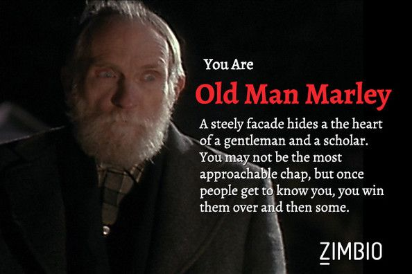 Does an older man like me quiz