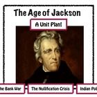 In this highly engaging unit, students are introduced to Andrew Jackson and three of the key issues surrounding his Presidency.    This unit guides s...