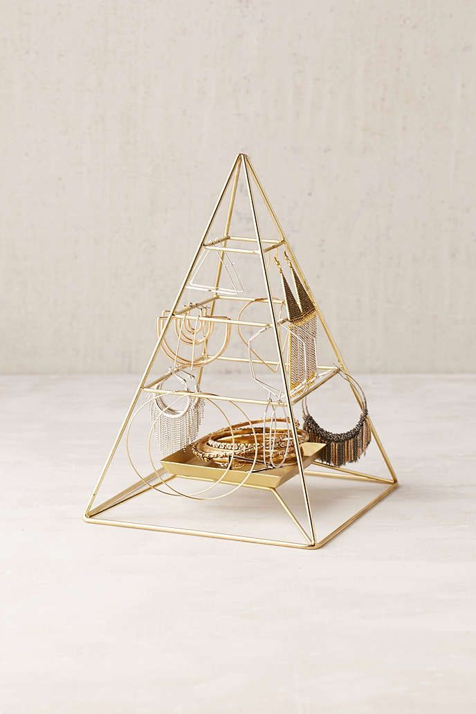 Magical Thinking Pyramid Jewelry Stand Jewelry stand Magical