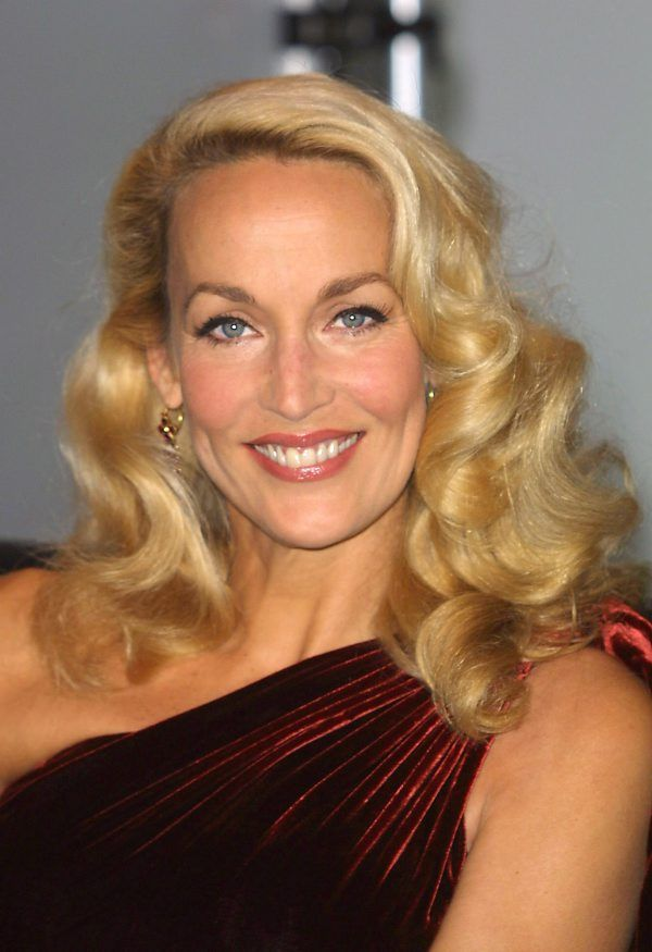 Jerry Hall Really Just Stunning Back In The 70s And