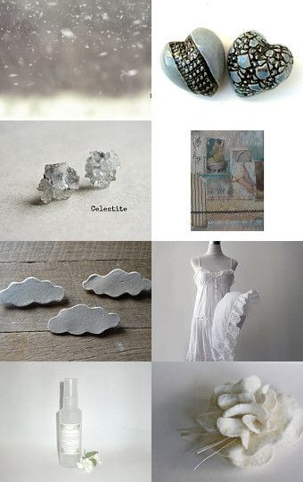 Winter clouds by Diana on Etsy--Pinned with TreasuryPin.com