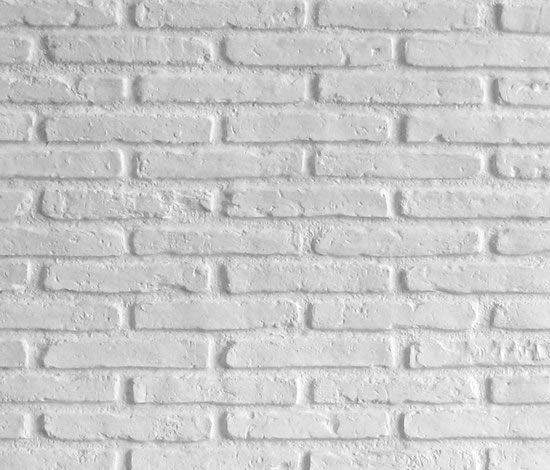 Pannello finto mattone in polistirolo Mattoni, Pareti