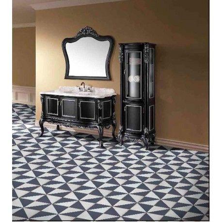 imitation carreau ciment sol et mur 20 x 20 cm - VI0203025