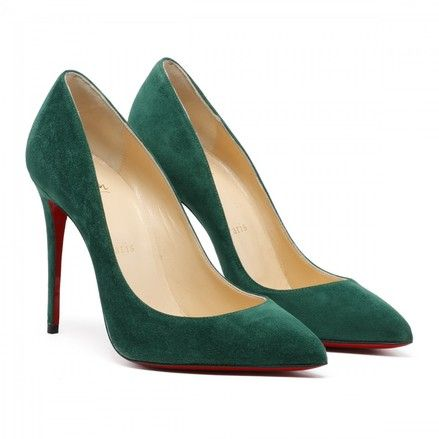 sale retailer 69454 6dceb Christian Louboutin Brand New Pigalle Follies 100mm Suede ...