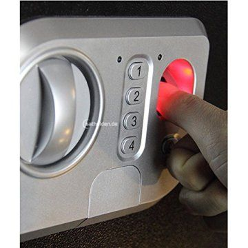 MT Vision ST30 FP Safe Fingerprint Fingerabdruck Tresor