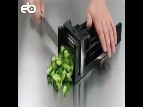 أجمل الإختراعات ماكينة تقطيع الخضار والفواكه 2 Youtube Food Brussel Vegetables