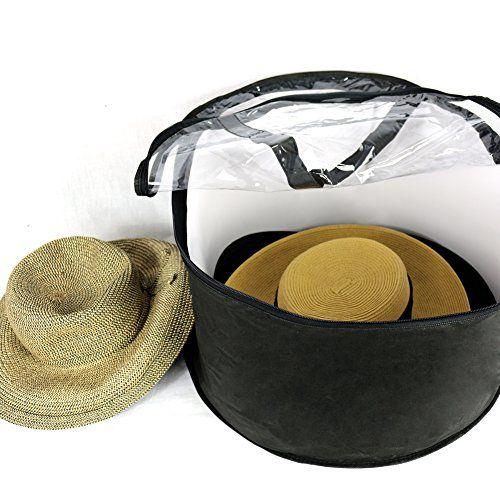 The Elixir Deco Hat Storage Travel Bag Hat Dust Cover Organizer Hat Box The Elixir Deco Http Www Amazon Com Dp B00lw Hat Storage Bag Storage Hat Organization