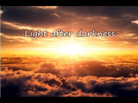 """In the darkness of night, Jesus is our steadfast Light.  As you play the beautiful piano rendition of Francis Havergal's """"Light After Darkness"""" and consider each accompanying image, may God's Spirit enable you to see each of the Father's promises as personally given to you..."""