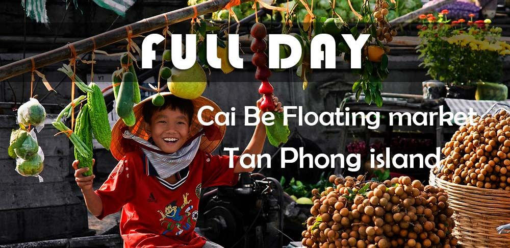 Tan Phong Island and Cai Be Floating Market day tour everyday departure from your hotel. HIGHLIGHTS Visit the best floating market within Mekong River Delta Experience local life and family business Challenge your skill with cooking class Cycling oppotunity TOUR DETAILS 6.30 AM: Vietnam Explorers' tour guide will pick you up for Cai Be by …