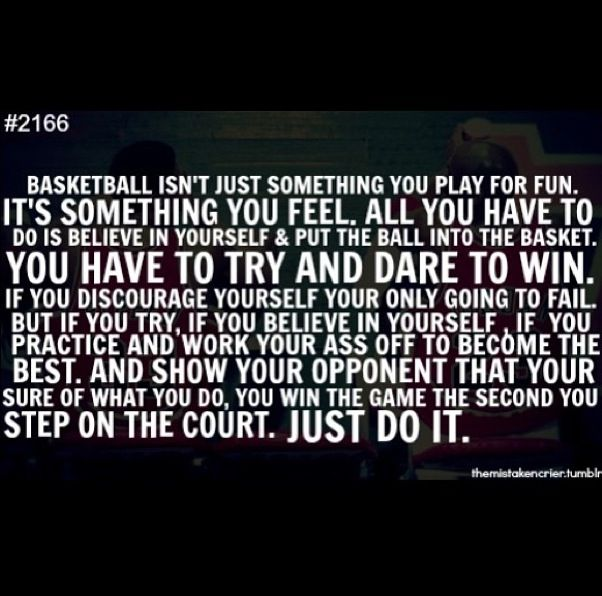 Basketball Motivation Quotes Basketball Basketball Quotes