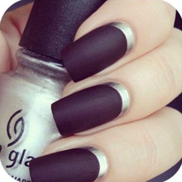 matte nail polish | ❤some cute things †♥†♥ | Pinterest | Matte ...