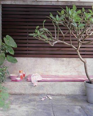 Bancos De Obra Para El Jardin Ministry Of Deco Pileta - Bancos-de-obra