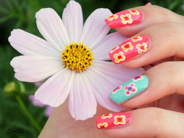 Inspirated by Flower Fabric
