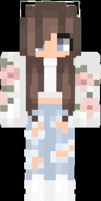 #skins   Nova Skin   Minecraft girl skins, Minecraft skins ...