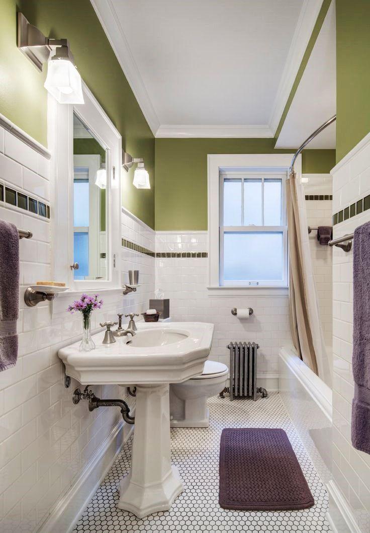 1940 S Craftsman Bathroom Renovation By Liska Architects