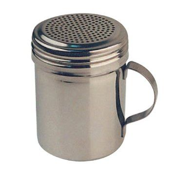 Amazon.com: Winware Stainless Steel Dredges 10-Ounce with Handle: Home & Kitchen