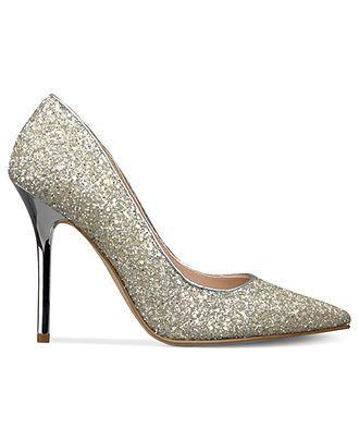 Pumps - Shoes - Macy's | Sparkly pumps
