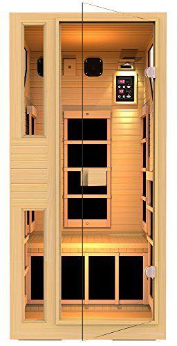 eine sauna f r eine person f r diese mini sauna ist bestimmt ein fleckchen zu finden. Black Bedroom Furniture Sets. Home Design Ideas