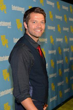Misha Collins - I literally love him so much