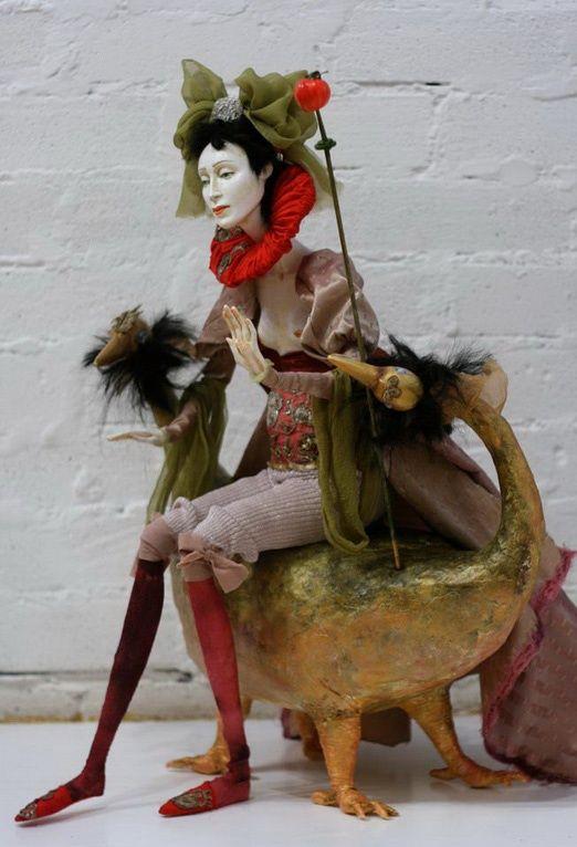 sasha petrova art dolls - Bing Images