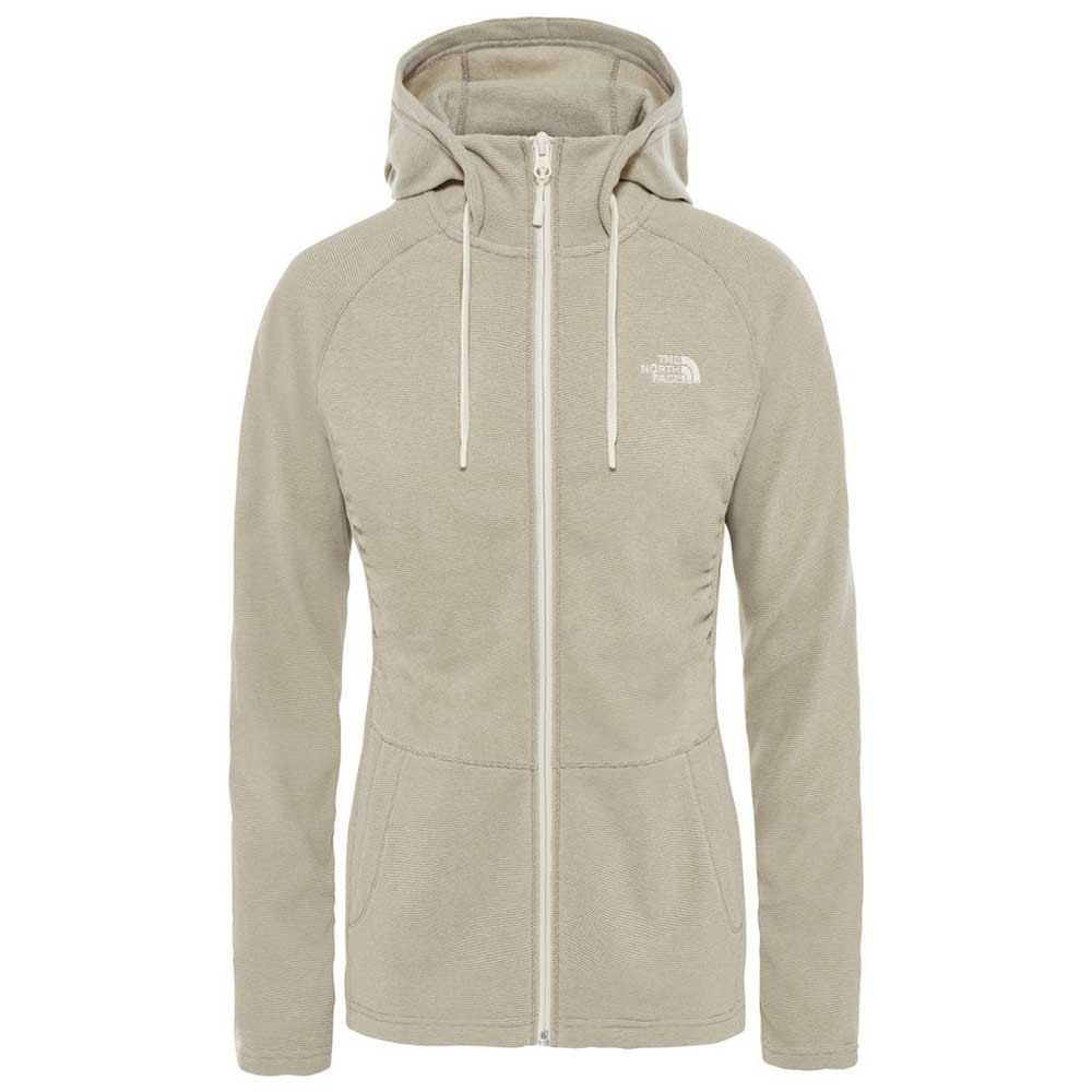 The north face Mezzaluna Full Zip Hoodie Grey, Trekkinn#face #full #grey #hoodie #mezzaluna #north #trekkinn #zip