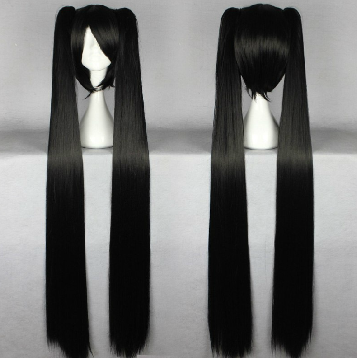 Wig Detail Black Rock Shooter Wig Includes: Wig, Hair Net ...