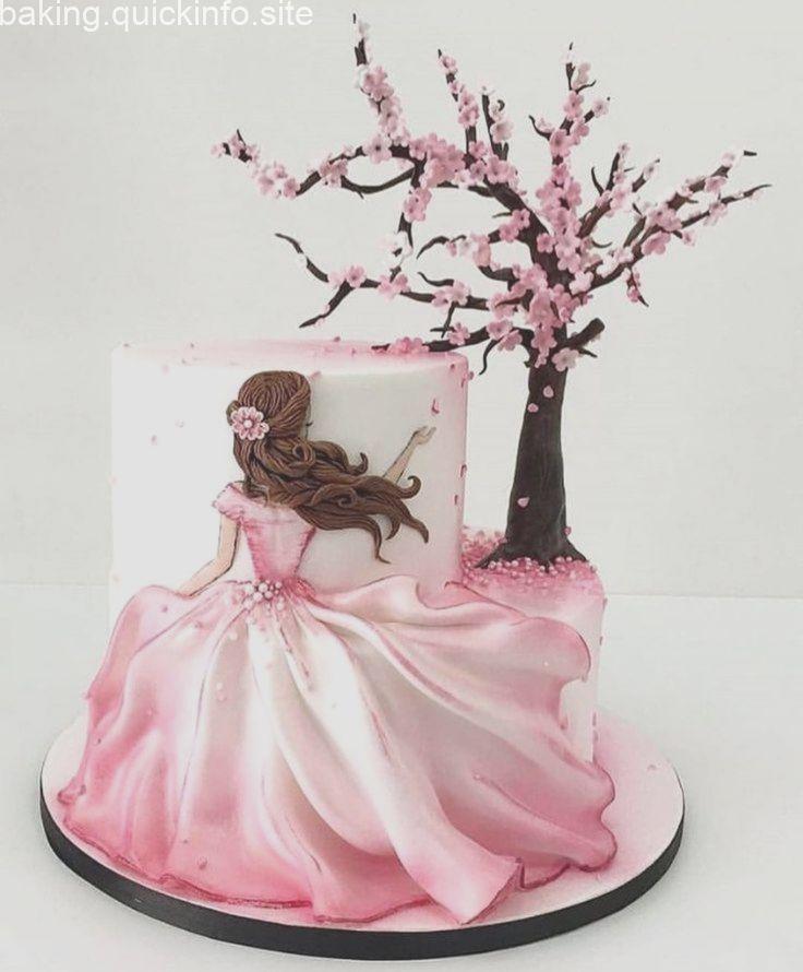 "Lynda Correa on Instagram: ""Beautiful whimsical cake design! Via @receitasdeca... -   15 crazy cake Designs ideas"