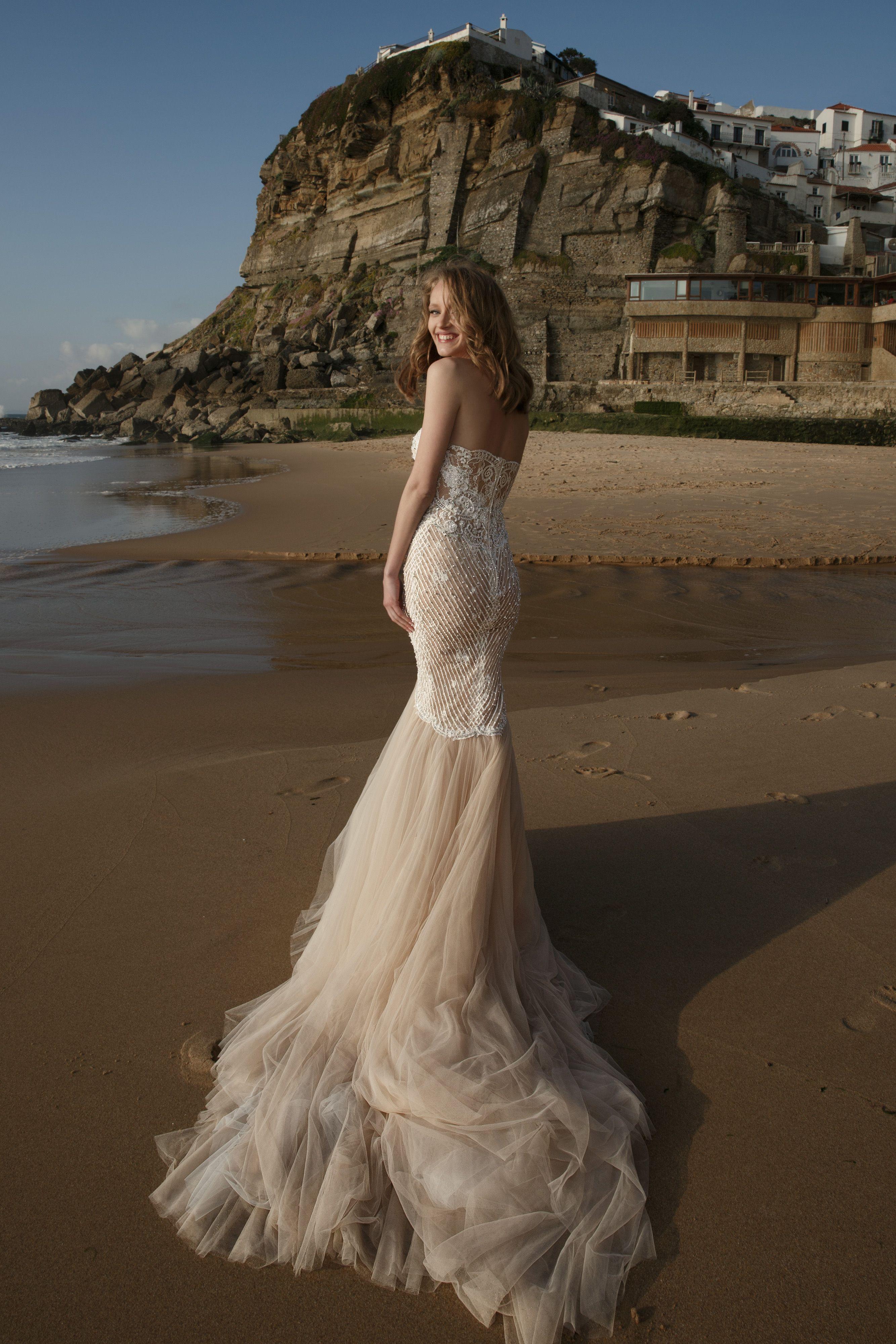 Marine collection netta benshabu haute couture beautiful