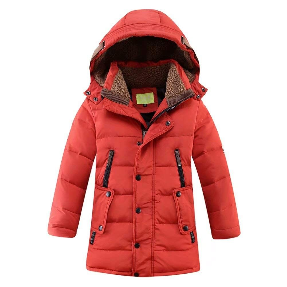 children/'s clothing boys thick winter coat jacket children new winter coats hood