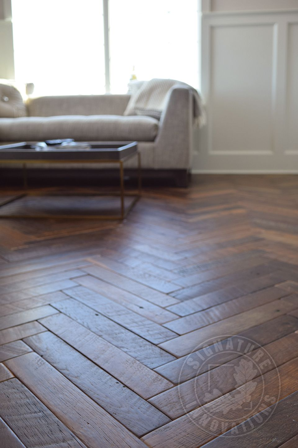 150 Year Old Reclaimed Oak Victorian Collection Rustic Character Natural Patina Hardwood Flooring Hand Scraped Hand Reclaimed Oak Hardwood Floors Flooring