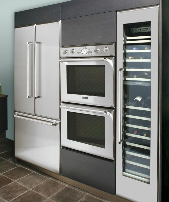 Built In Wall Ovens Thermador