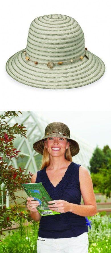 c84617cb24b Wallaroo Women s Ellie Sun Hat - UPF 50+ - Packable