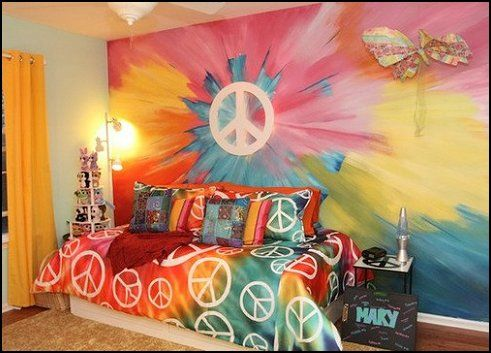Hippie Bedroom Ideas hippie decorating ideas | visit tie dye hippie bedrooms for tie