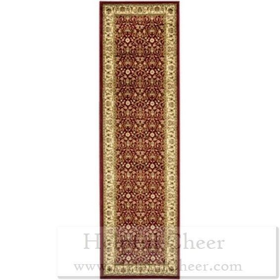 Safavieh Lyndhurst Red Ivory Rug 2 x27 3 x 20 x27 - at - 0153 - Your On