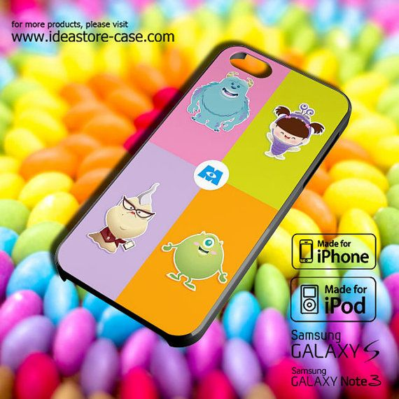 Monster Inc Cute Baby Case for iPhone by hamamerajarela on Etsy, $13.99