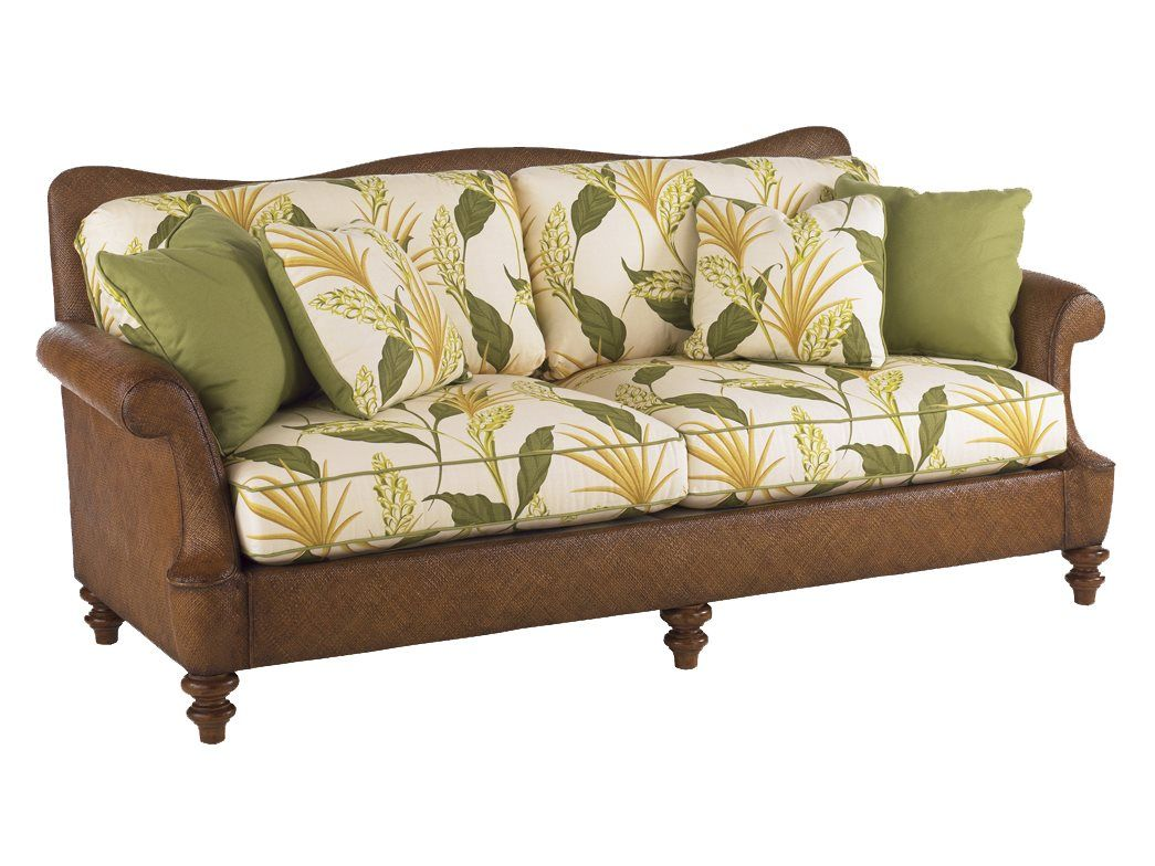 Tommy Bahama Island Estate Hamilton Sofa Our Price 3999 Hamilton Sofa Furniture Wicker Sofa