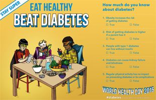 World Health Day 2016 Quiz How Much Do You Know About Diabetes