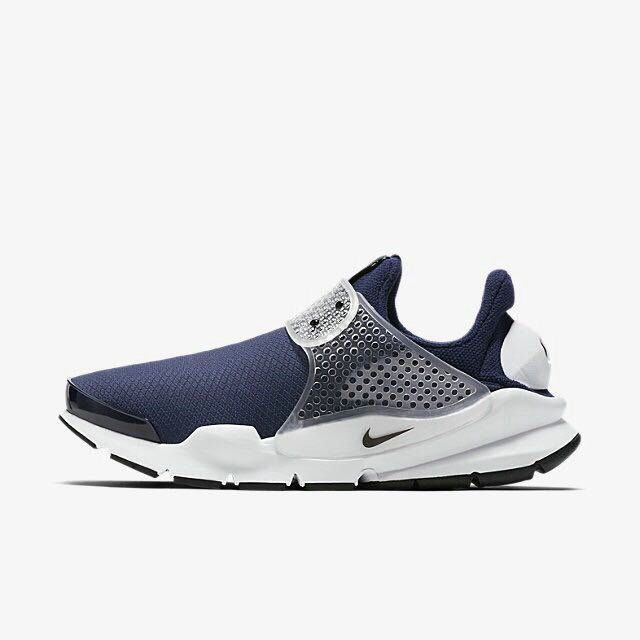 check out e800f 86d9a June Latest New Arrival Unisex 2017 Summer Nike Sock Dart Breath Indigo  Blue Navy Blue 848475