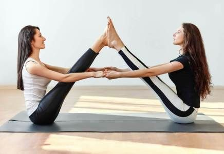 bedtime yoga for deep sleep  journeys of yoga  partner