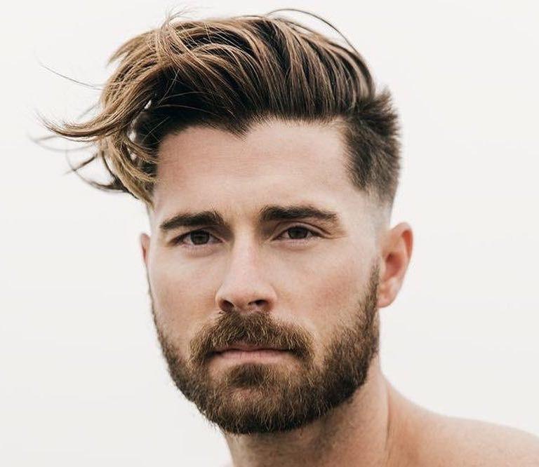 Immagini di tagli di capelli per uomo