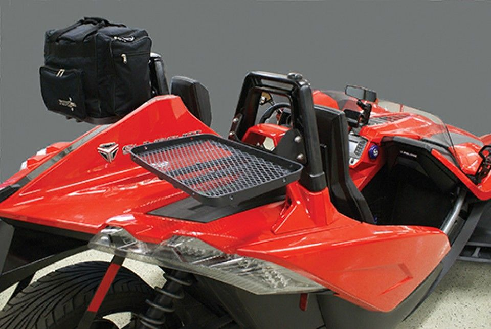 Pss008 Quick Detach Luggage Rack Kit For Polaris