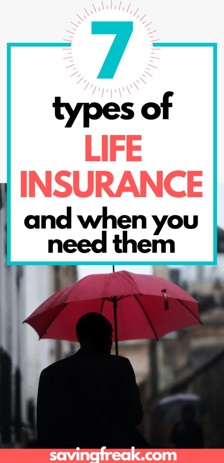 Types of Life Insurance Polices [Understand Your Options ...