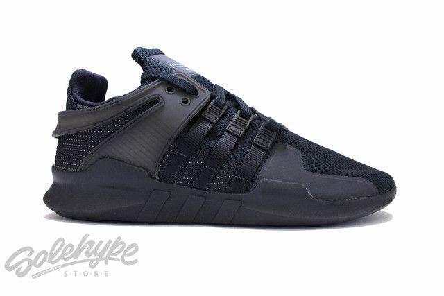 best website 33d0b fec75 ... ADIDAS EQT SUPPORT ADV CORE TRIPLE BLACK 91-16 EQUIPMENT BA8324  Мужские кроссовки adidas Originals ...