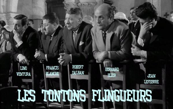 Les Tontons Flingueurs De Georges Lautner 1963 Les Tontons Flingueurs Michel Audiard Audiard