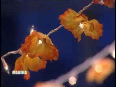 Good Thing: Luau Lights Videos | Entertaining How to's and ideas | Martha Stewart