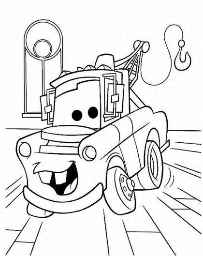 Disney Coloring Page Disney Coloring Pages Cars Coloring Pages