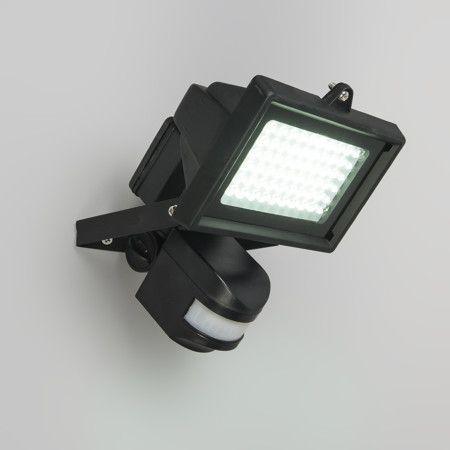 LED-Strahler Duty mit Bewegungsmelder | Pinterest | Led strahler ...