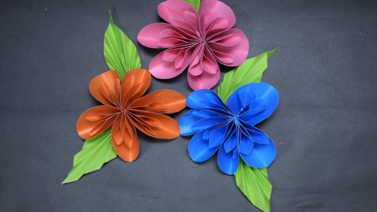 Blemen basteln aus papier i easy paper flower tutorial i paper craft 36ac0a0a80b137fdf6dfb507b9d6e26fg mightylinksfo