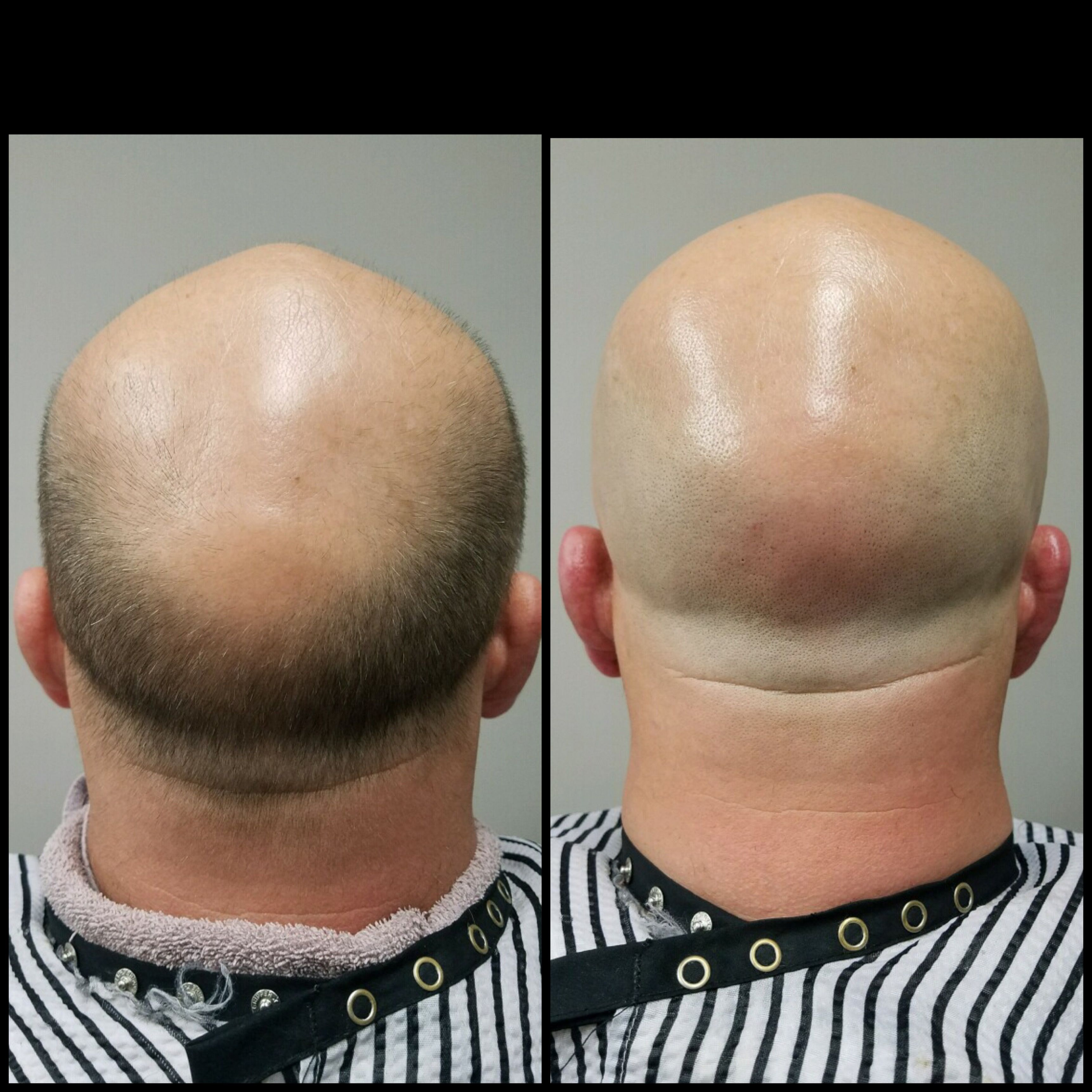 Straight Edge Shave Straight Edge Shave Haircuts For Men Straight Edges
